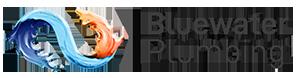 Bluewater Plumbing Logo